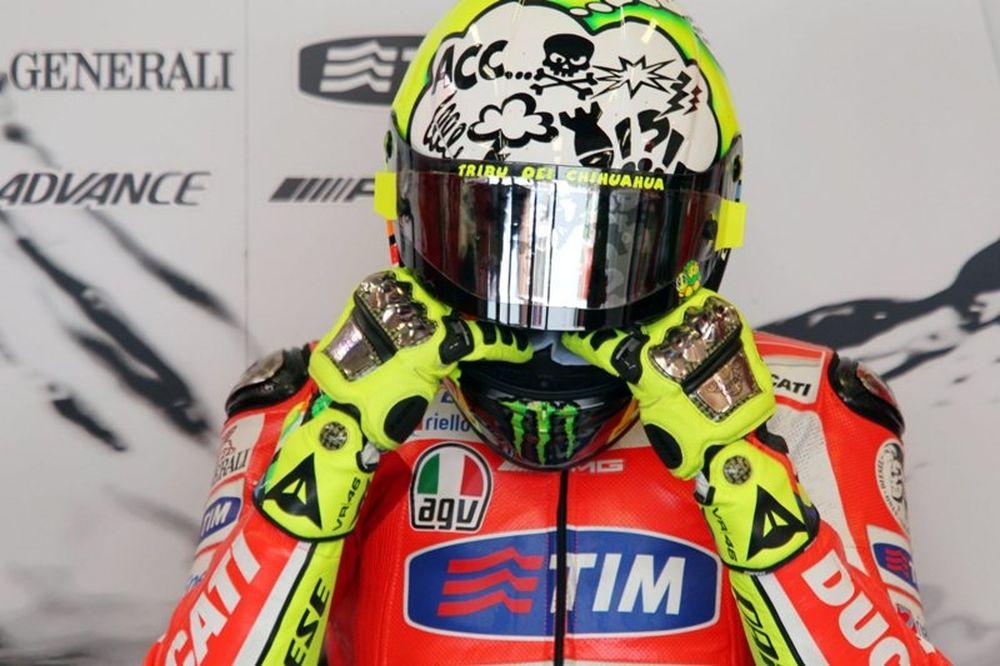 MotoGP: Ο Ρόσι θα ταξιδεύσει στην Αυστραλία