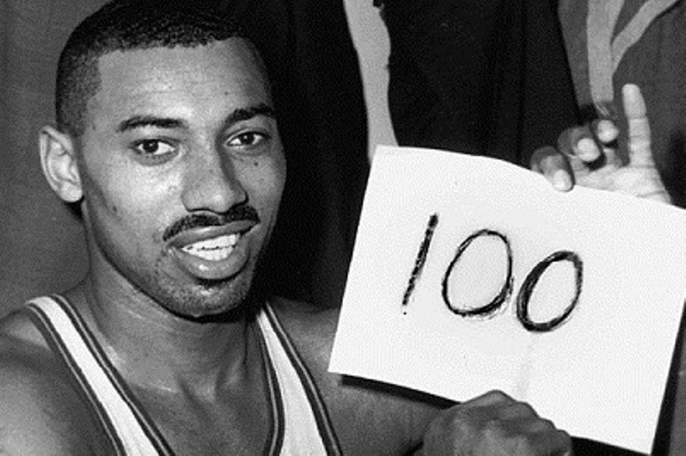 Τσάμπερλεϊν: Ο μύθος του μπάσκετ (photos+videos)