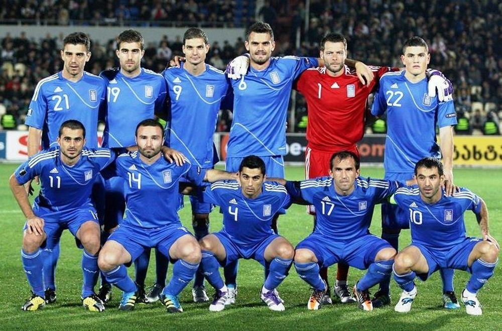 Εθνική Ελλάδας γεια σου!