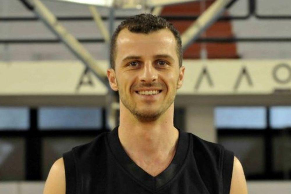 Αργυρόπουλος: «Σε κάθε αγώνα το 100%»