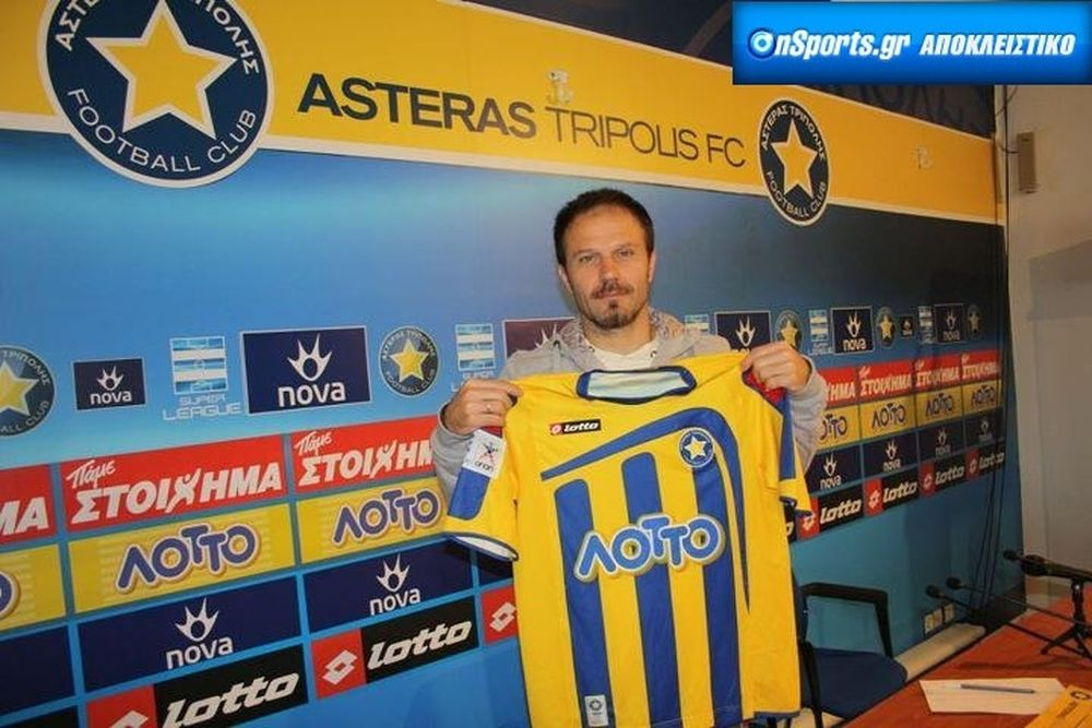 Σολάκης στο Onsports: «Σκίζει από οργάνωση ο Αστέρας»