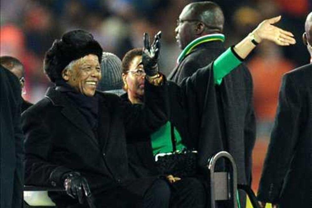 Η «Γιο-μπουλάνι» του Μαντέλα