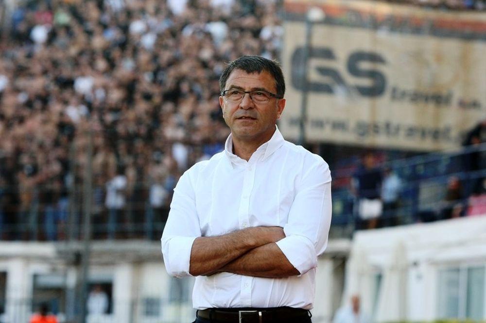 Λεμονής: «Θα παλέψουμε για τη νίκη με ΠΑΣ»