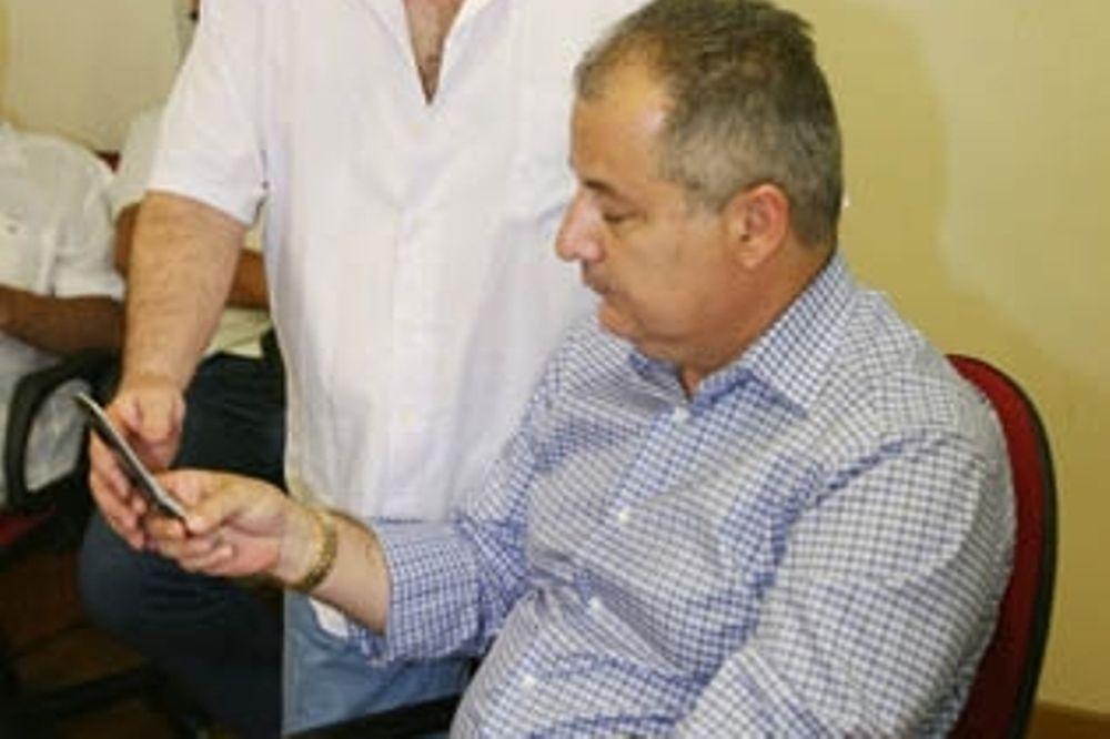 Χρυσοχοΐδης: «Είχαν «στοχεύσει» τον Διαγόρα»