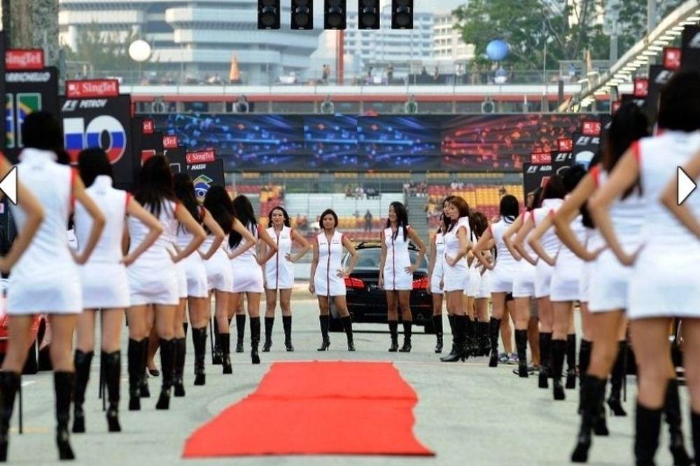 F1 Κορέα: Χωρίς ξεκούραση (photo & video)
