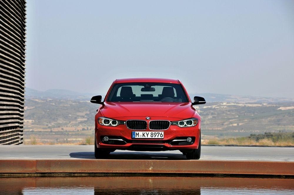 BMW σειρά 3 2012