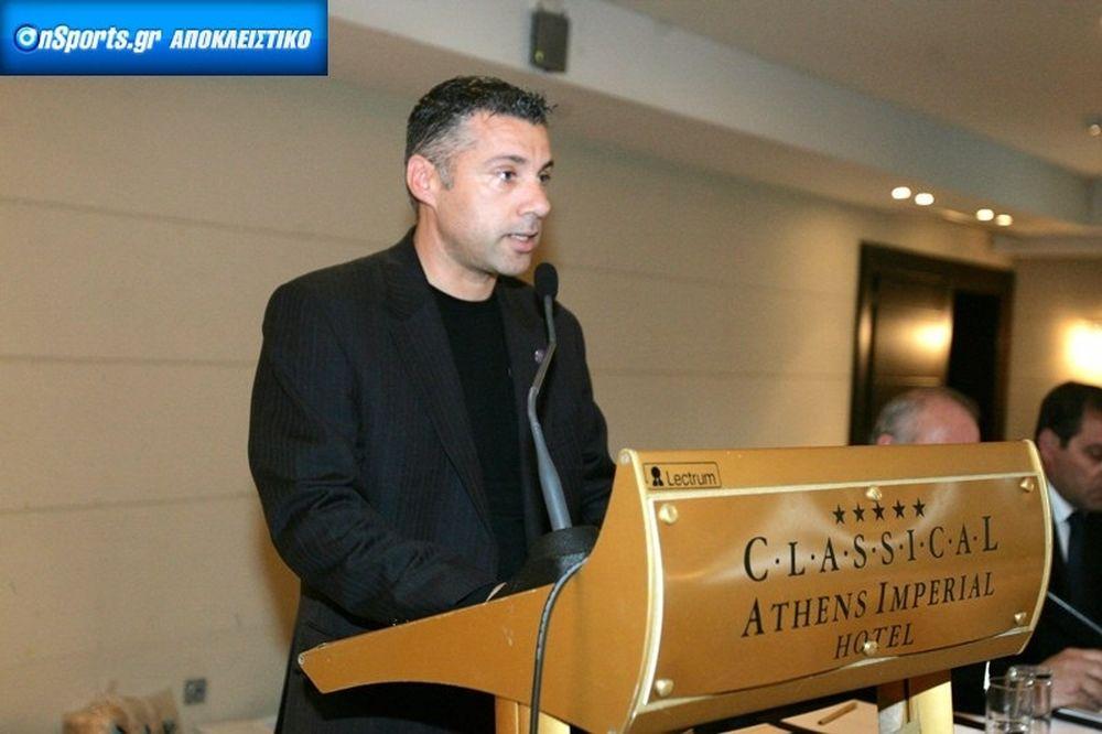 Τσίκινης: «Κλειδί η συγκέντρωση του Κωνσταντινέα»