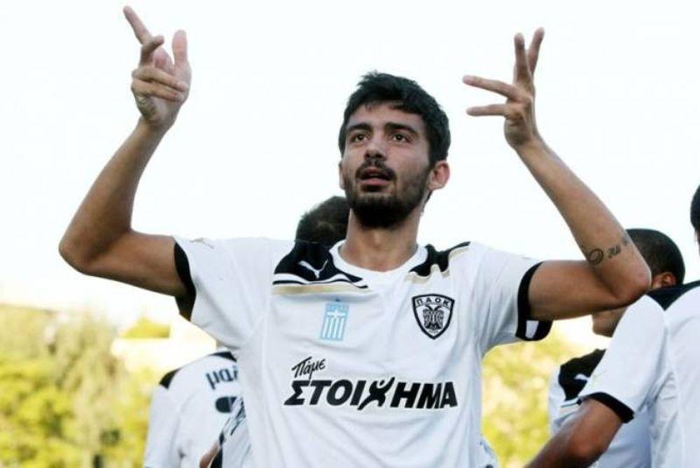 Αθανασιάδης: «Το πιο όμορφο γκολ με Καρπάτι»