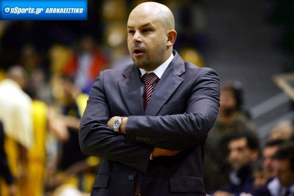 Χριστόπουλος: «Άλλο επίπεδο το μπάσκετ στη Γερμανία»
