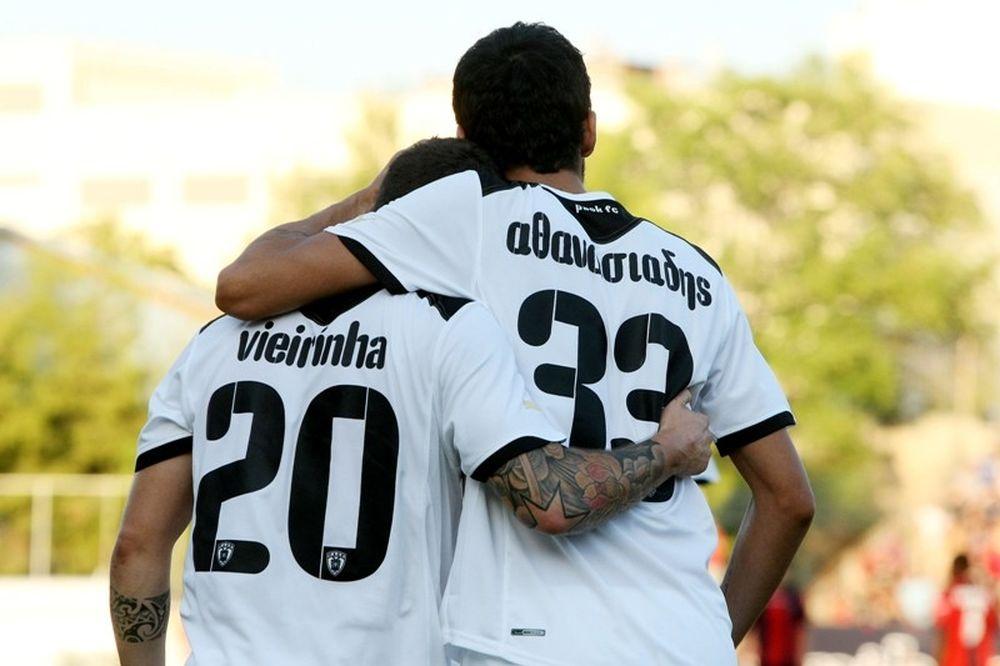 «Τσεκάρει» δύο παίκτες του ΠΑΟΚ η Μαρσέιγ