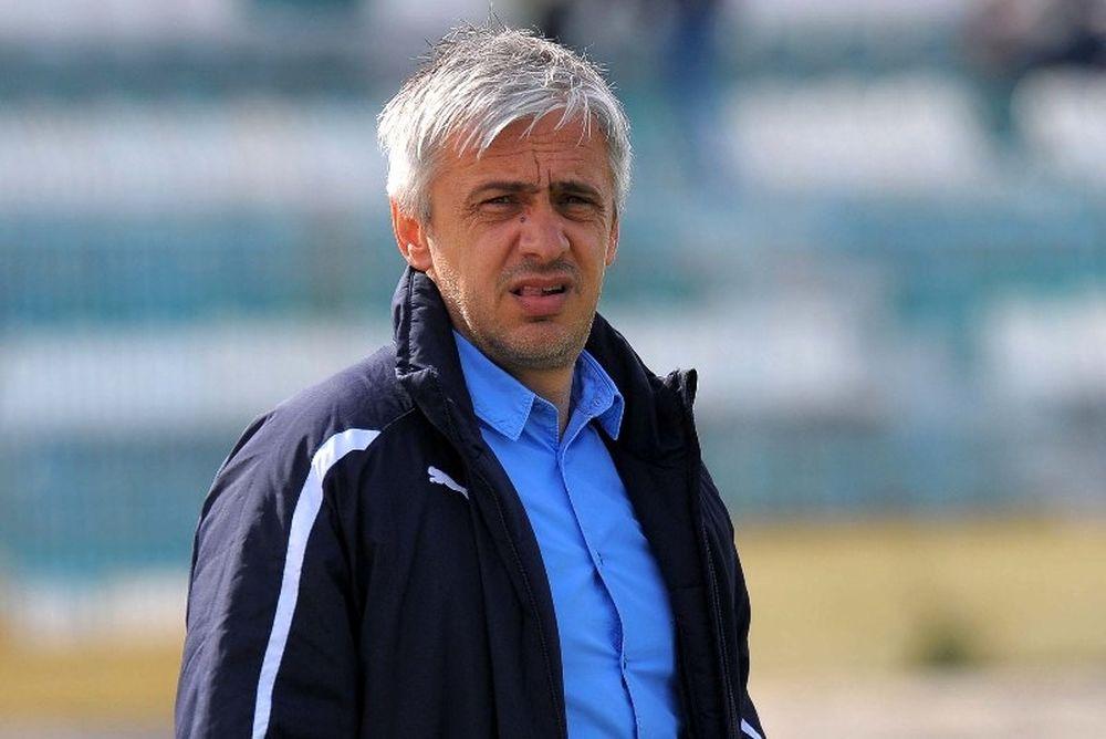 Χαραλαμπίδης: «Αξίζουμε Super League»