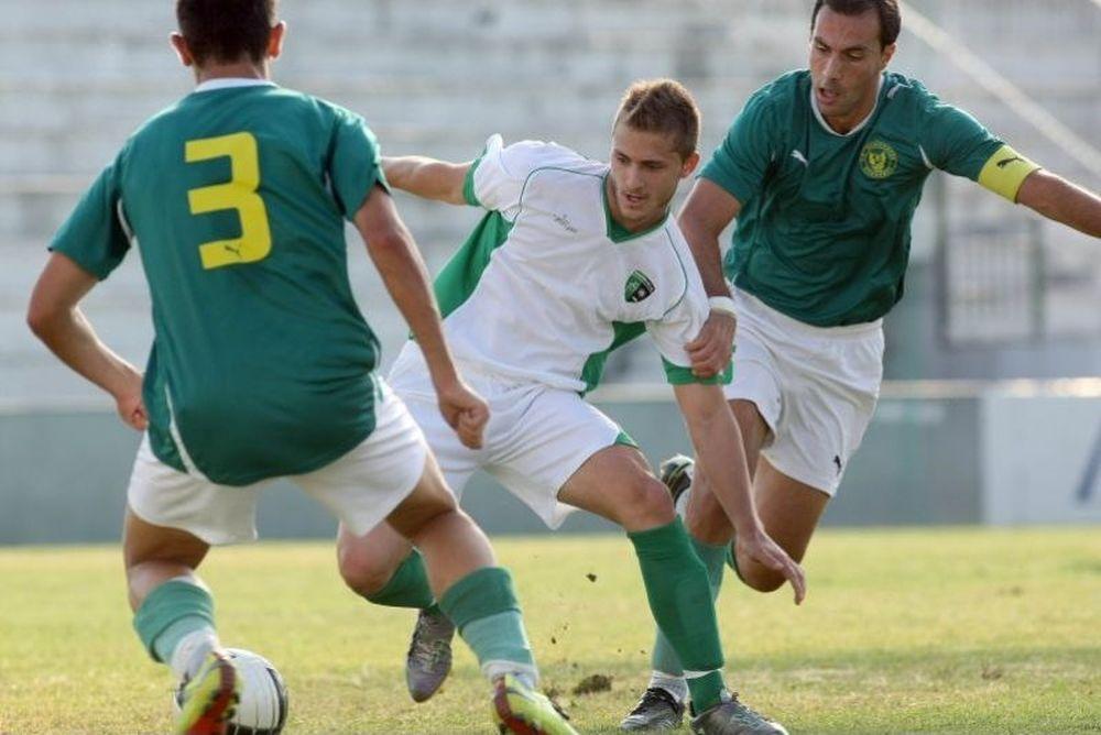 «Ασπίδα» Βοσνιάδη στους παίκτες της Επανομής