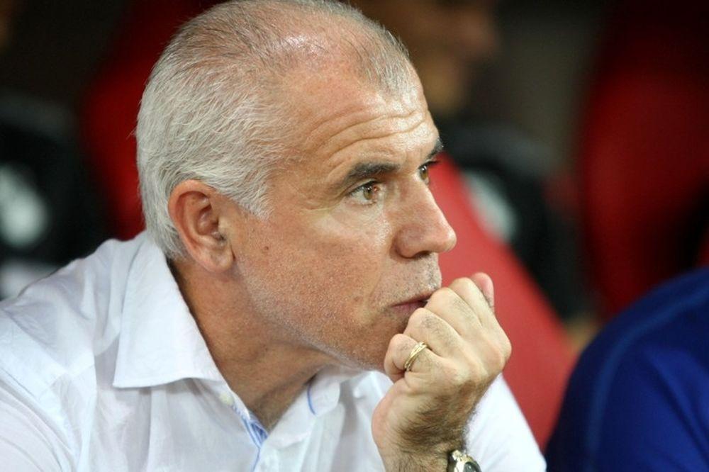 Αναστόπουλος: «Στόχος μας η νίκη με κάθε αντίπαλο»