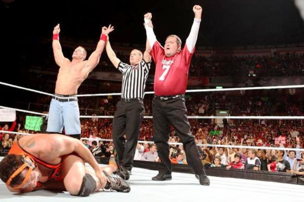 Απαίτησε Last Man Standing o Cena!
