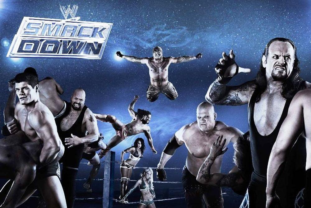 Νέο SmackDown… Τρίτης