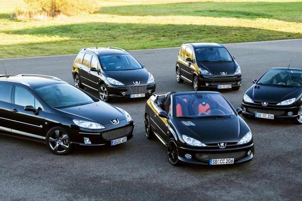 Πρόγραμμα Παροχών Peugeot