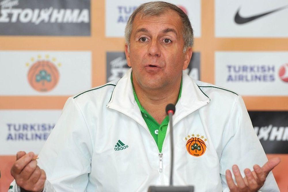 Ομπράντοβιτς: «Να δώσουμε ό,τι έχουμε μέσα μας»