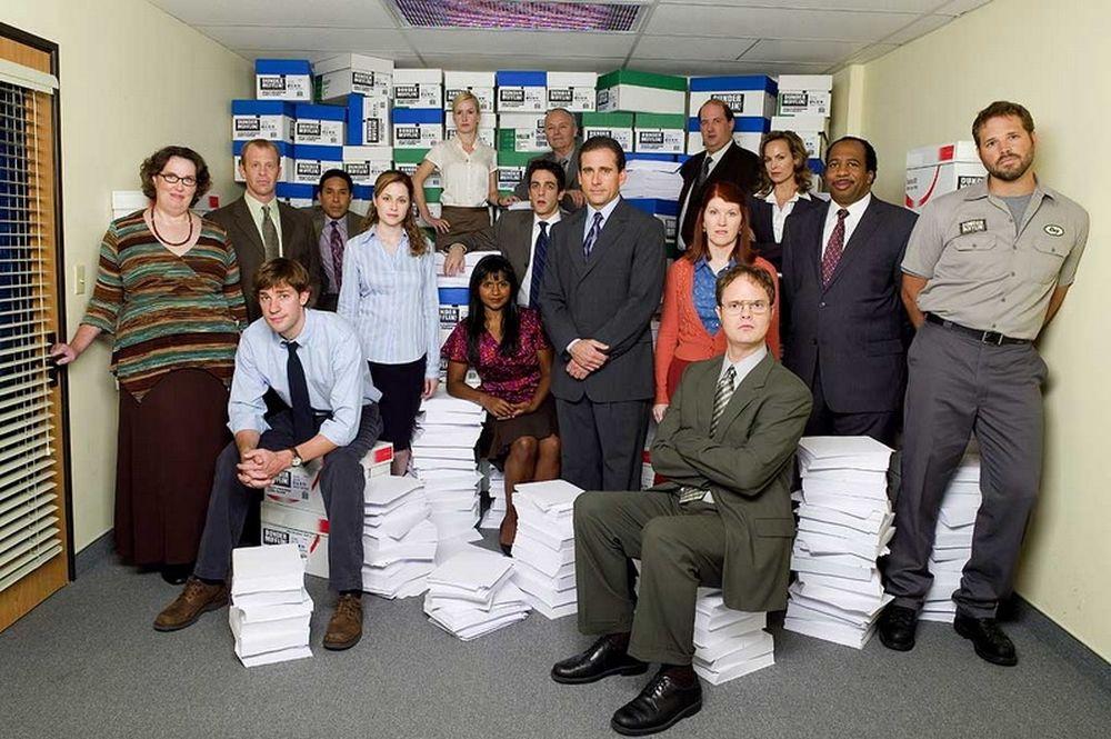 Το… γρύλλισμα στο «The office»