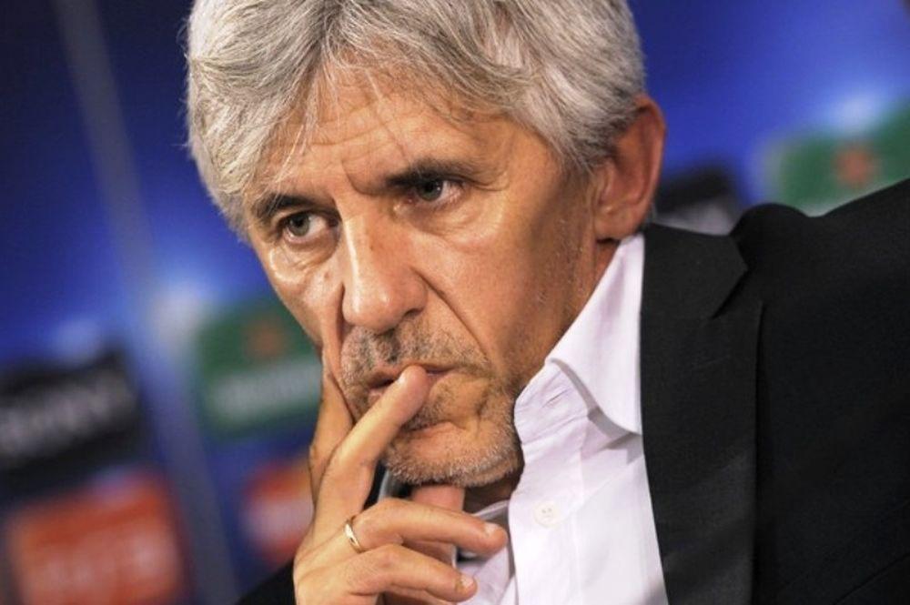 Γιοβάνοβιτς: «Μακάρι να μείνουμε πρώτοι»
