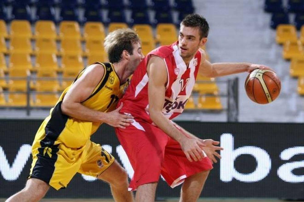 Μάντζαρης: «Ανυπομονώ να παίξω στην Ευρωλίγκα»