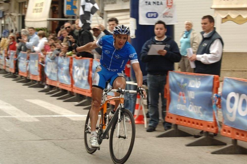 Στον δρόμο για το Tour de France o Ταμουρίδης!