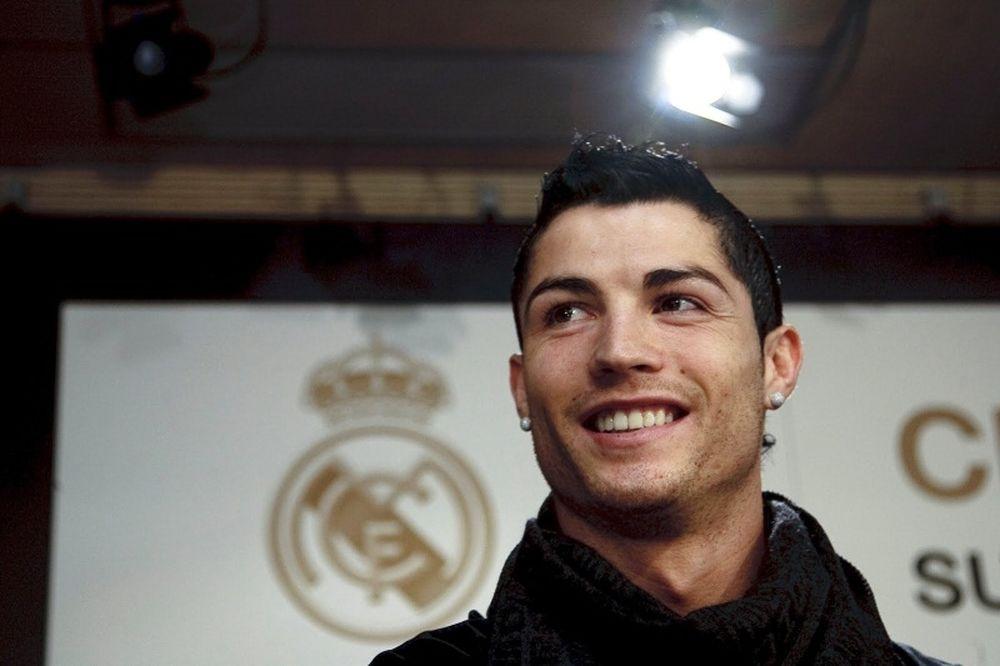 3ος πιο επιδραστικός άντρας για το 2011 ο Ρονάλντο