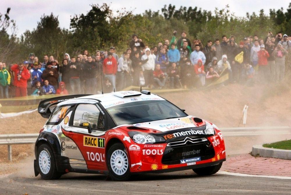 WRC Ισπανία: Ταχύτερος ο Σόλμπεργκ στο shakedown