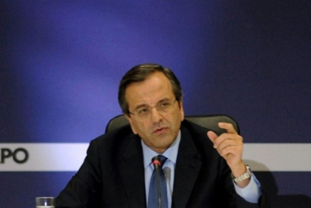 Αντ.Σαμαράς: «Η κυβέρνηση έχει χάσει τον έλεγχο»