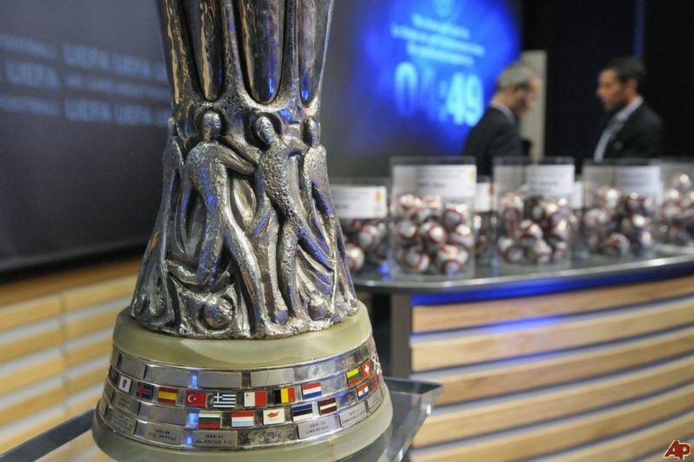LIVE Europa League