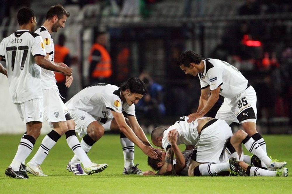 Εδραιώνεται στη δέκατη θέση της UEFA η Ελλάδα!
