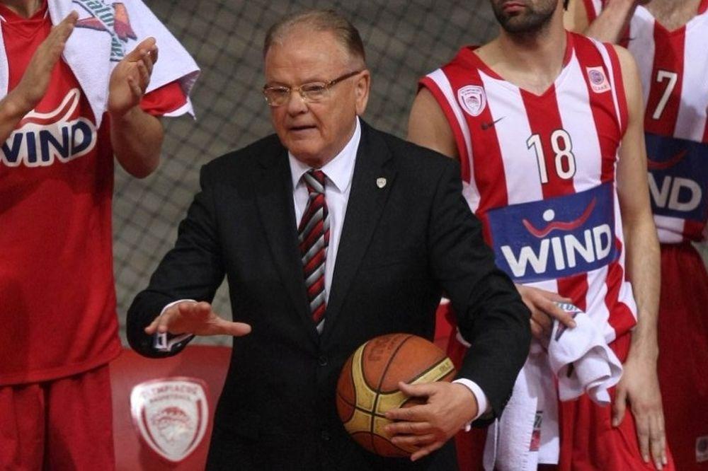 Ίβκοβιτς: «Να ελέγξουμε το παιχνίδι»