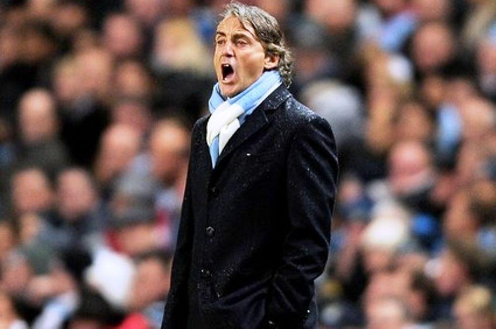 Μαντσίνι: «Θετική η ισοπαλία στο Old Trafford»