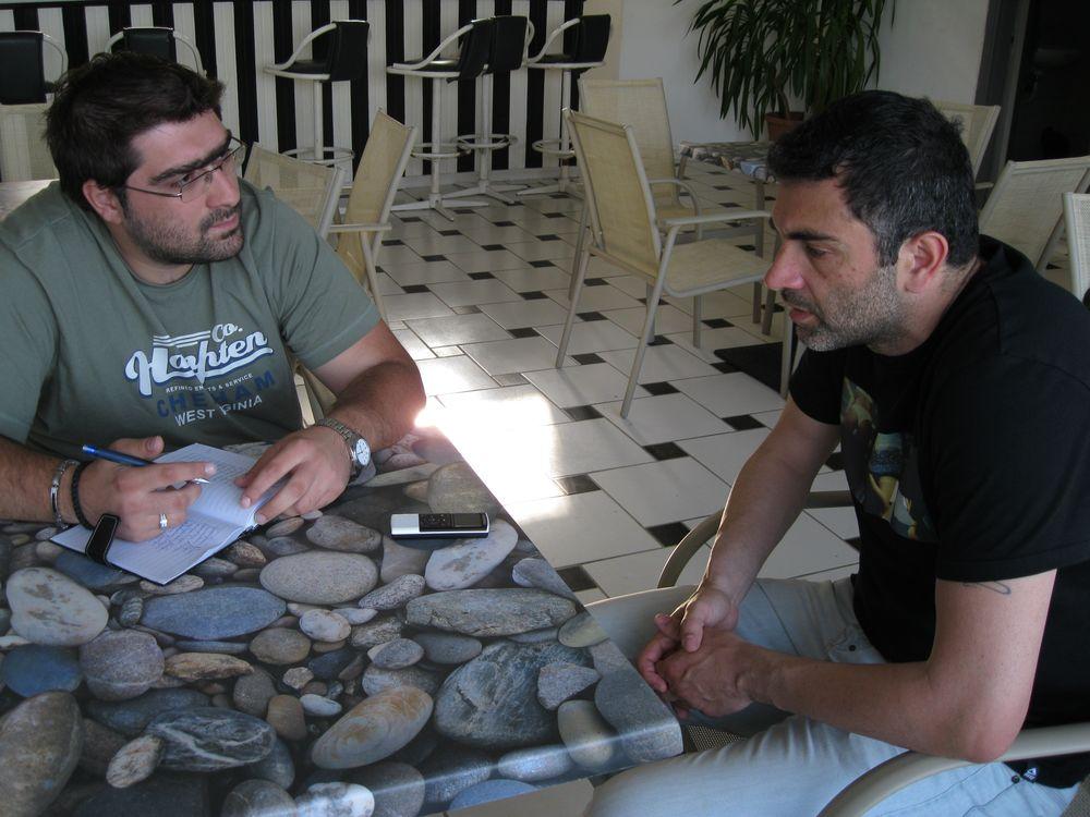 Βεζυρίδης: «Μετατρέψαμε… την ιστορία»