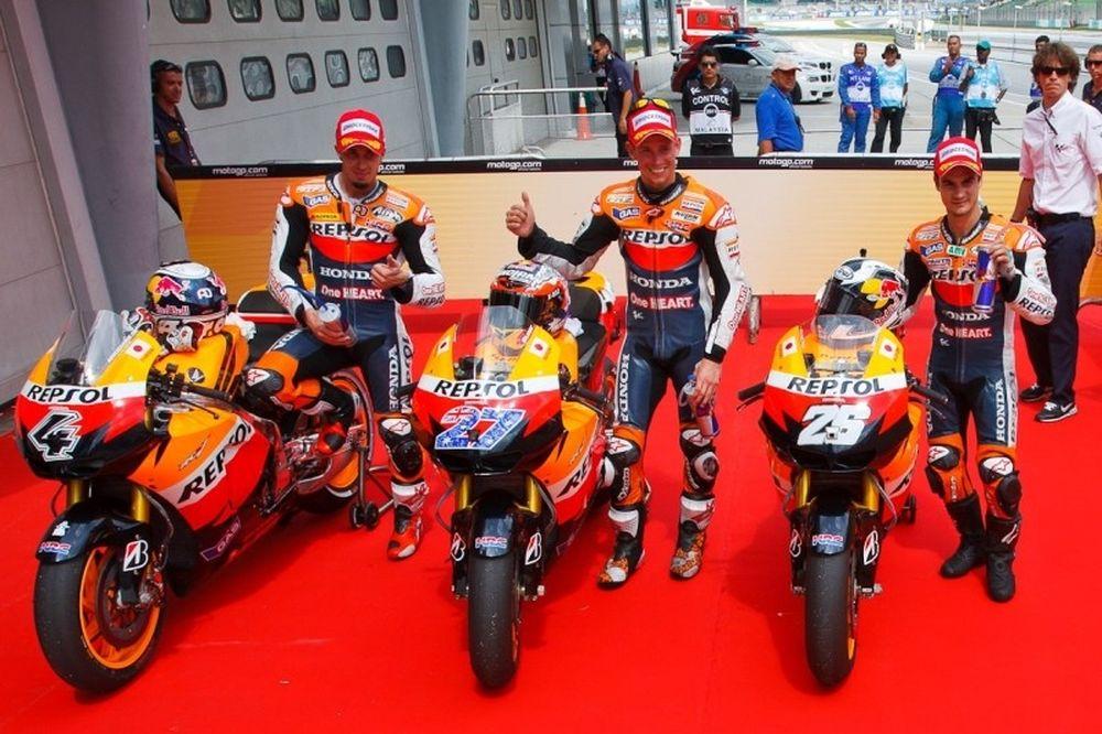 MotoGP Σεπάνγκ : Οι δηλώσεις μετά τα δοκιμαστικά