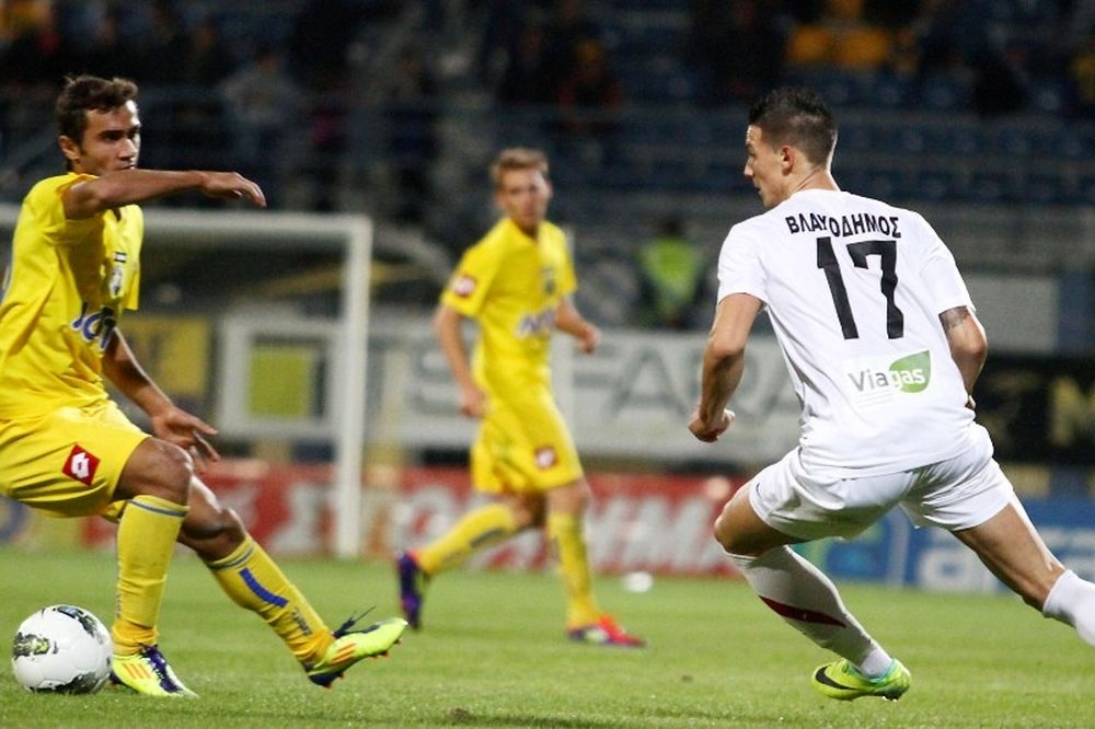 Video: Αστέρας Τρίπολης - Skoda Ξάνθη 1-1 (φάσεις και γκολ)