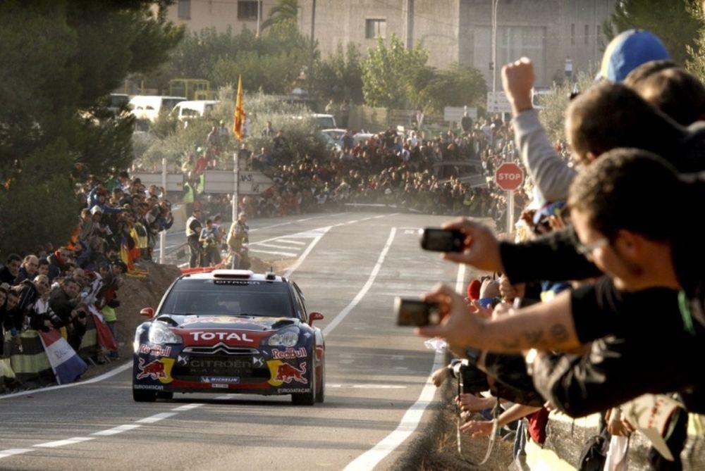 WRC Καταλονίας: Λέμπ πρώτος με ερωτηματικό