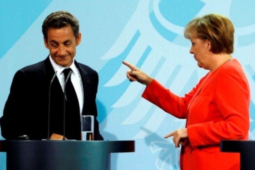 Μέρκελ - Σαρκοζί: Την Τετάρτη οι αποφάσεις για την Ελλάδα