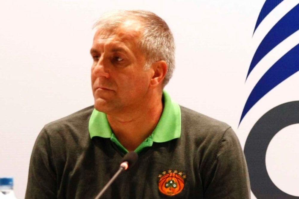 Ομπράντοβιτς: «Πάλι χωρίς κόσμο»