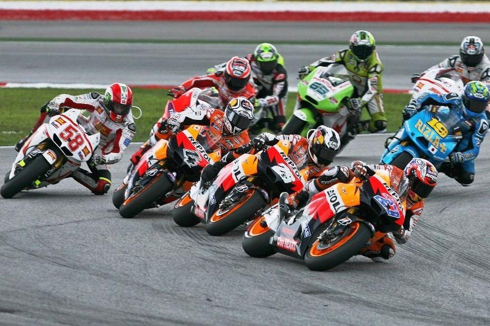 Ο θάνατος παραμόνευε στα MotoGP (photos)