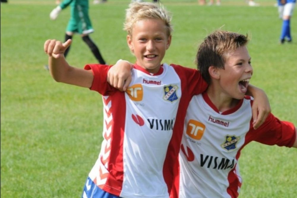Δοκιμάζει 12χρονο Νορβηγό η Μπάρτσα