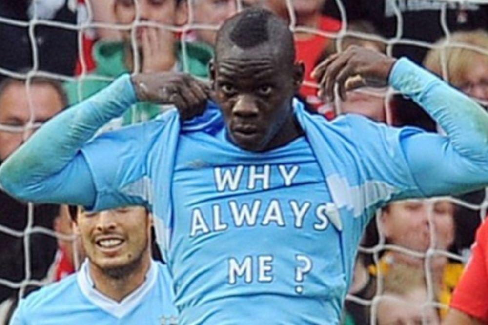 Η «τρέλα» των t-shirt: Απ' τον Ίαν Ράιτ στον Μπαλοτέλι! (photos)