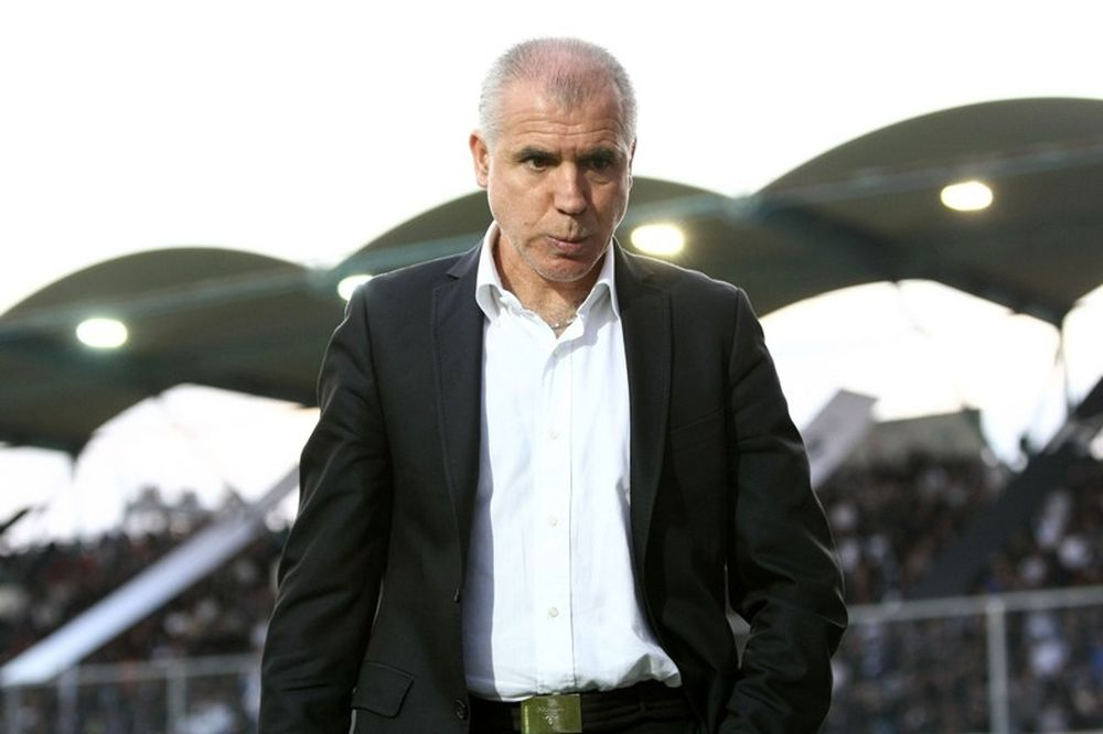 Αναστόπουλος: «Χτυπήσαμε από τον άξονα»
