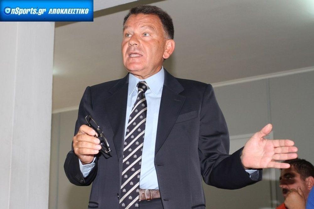 Κούγιας στο Onsports: «Επεσαν στον λάκκο που μας άνοιξαν»
