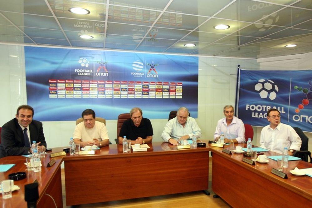 Κολοβή πρεμιέρα στη Football League