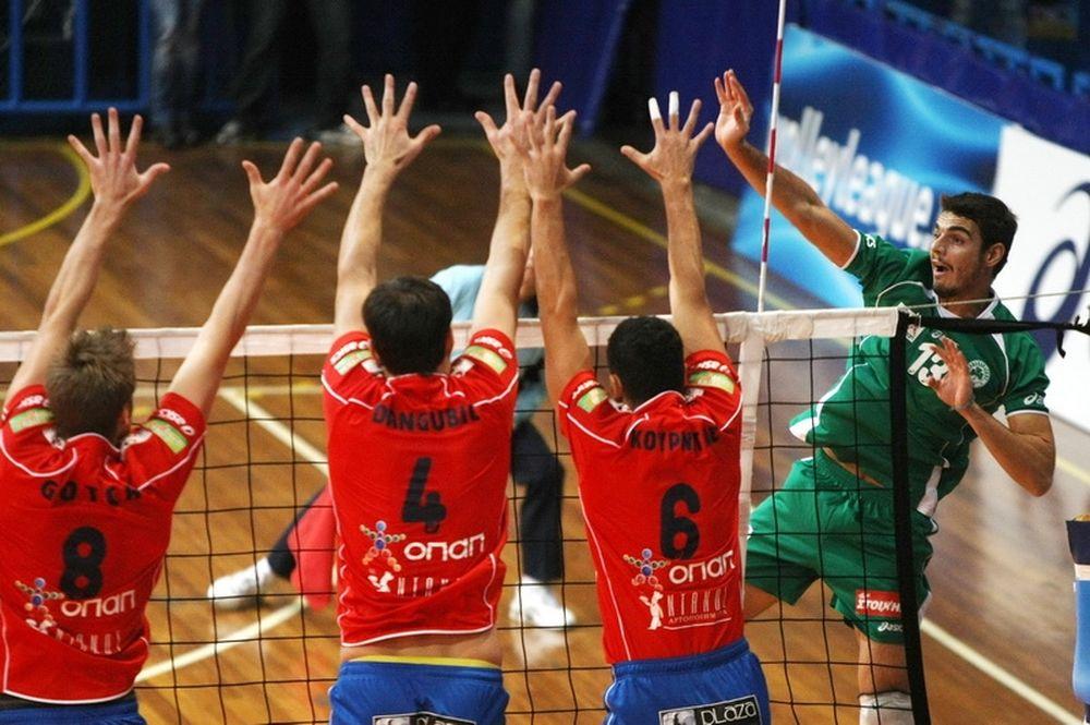 Το πρόγραμμα της 3ης αγωνιστικής στη Volleyleague
