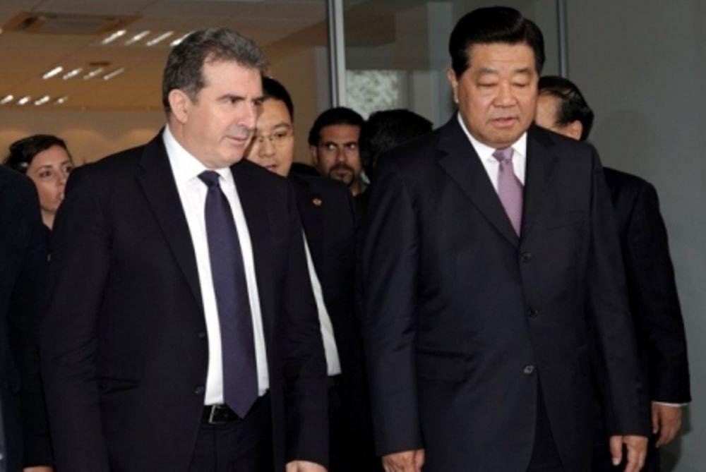 Μνημόνιο οικονομικής συνεργασίας Ελλάδας- Κίνας