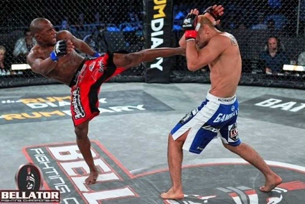Vila vs Dantas στους Bantamweights