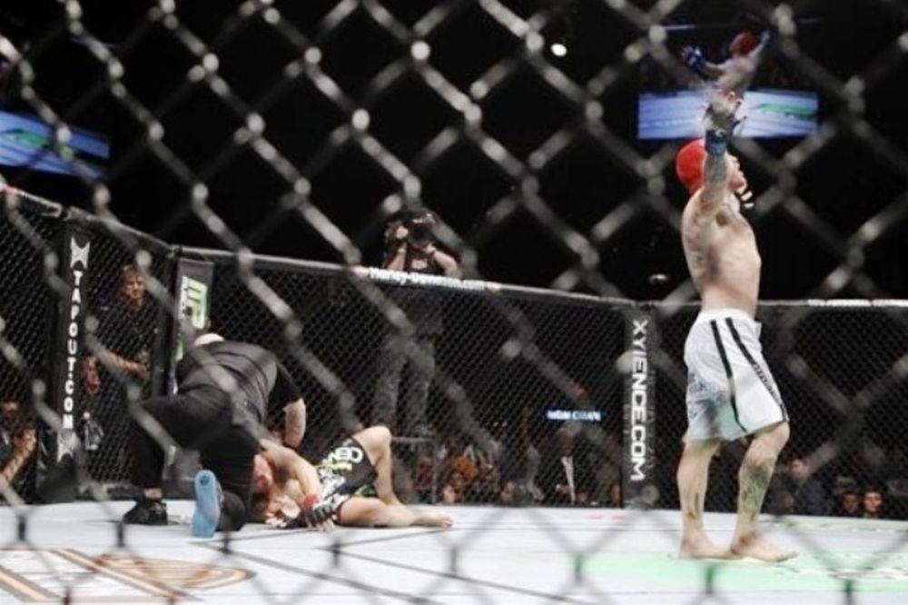 Το… ξεχασμένο UFC 138