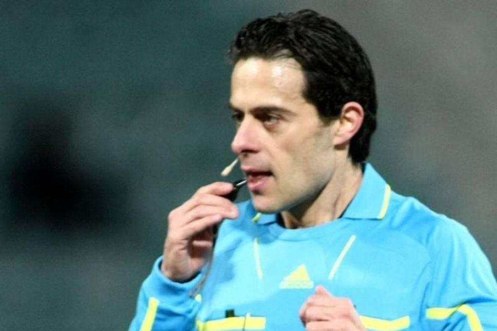 Ο Κουκουλάκης σε Europa League