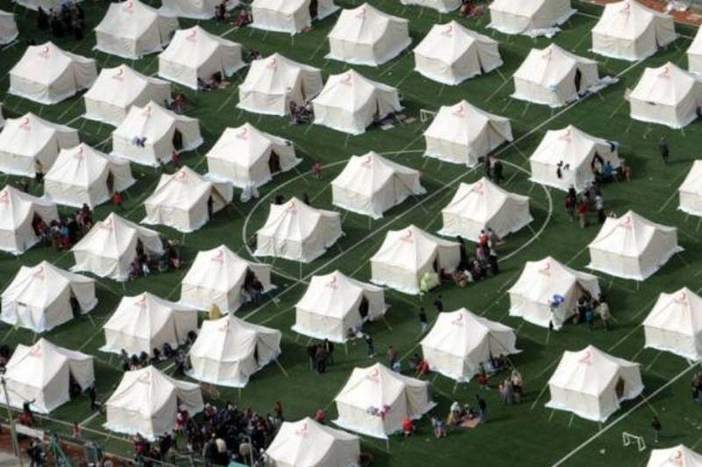 Ισραηλινή βοήθεια για τους άστεγους ζήτησε η Τουρκία
